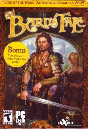 Похождения Барда / The Bard's Tale (2005) торрент игра | RePack
