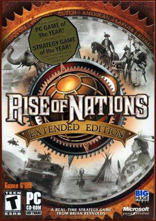 Rise of Nations: Extended Edition (2014) стратегии скачать торрент