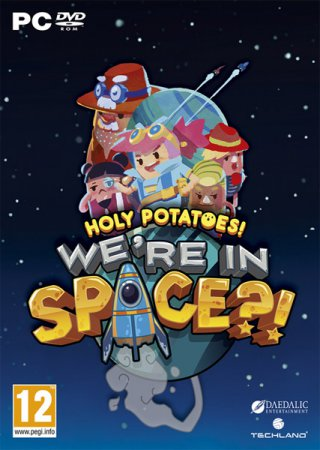 Holy Potatoes! We're in Space?! (2017) торрент симулятор