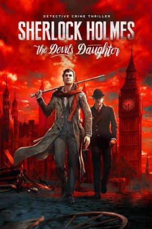 Sherlock Holmes: The Devils Daughter (2016) экшен скачать торрент