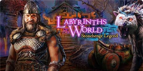 Лабиринты Мира 4: Легенда Стоунхенджа (2016) квесты на пк | RePack