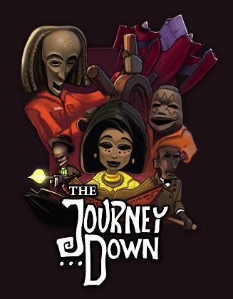 The Journey Down: Chapter One (2013) приключения на пк | RePack