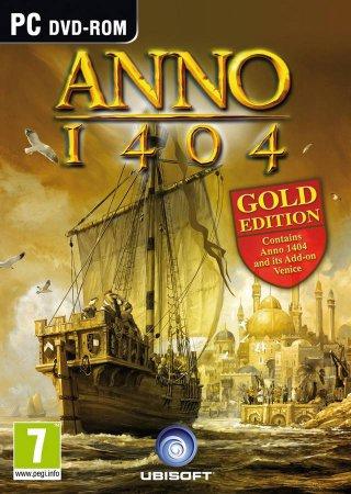 Anno 1404: Gold Edition (2009) скачать стратегии через торрент