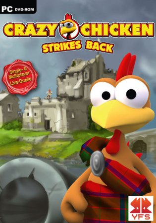 Crazy Chicken Strikes Back (2016) action torrent | RePack