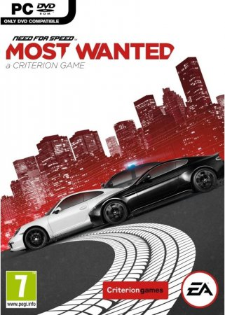 Need for Speed: Most Wanted - Limited Edition (2012) экшен скачать торрент
