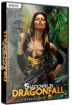 Shadowrun: Dragonfall - Director's Cut (2014) PC