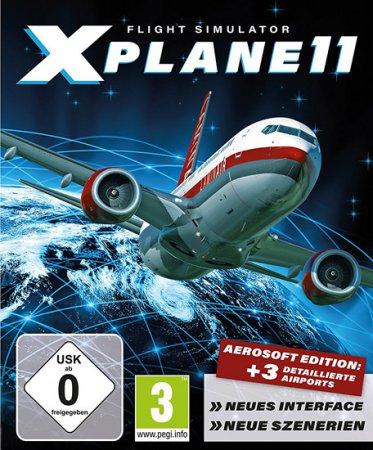 X-Plane 11  (2017) симулятор