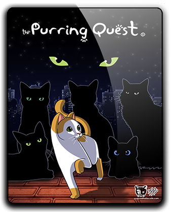The Purring Quest (2017) бродилка на PC | RePack