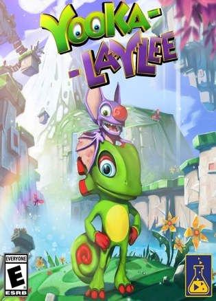 Yooka-Laylee (2017) бродилки PC