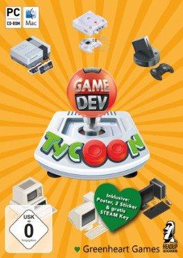 Game Dev Tycoon (2013) симулятор | RePack