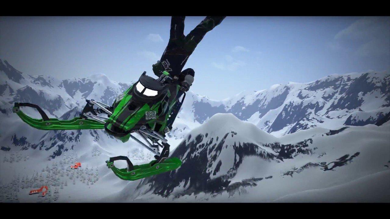 Скачать через торрент симулятор снегохода