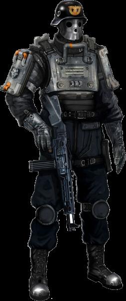 The New Order стрелялка