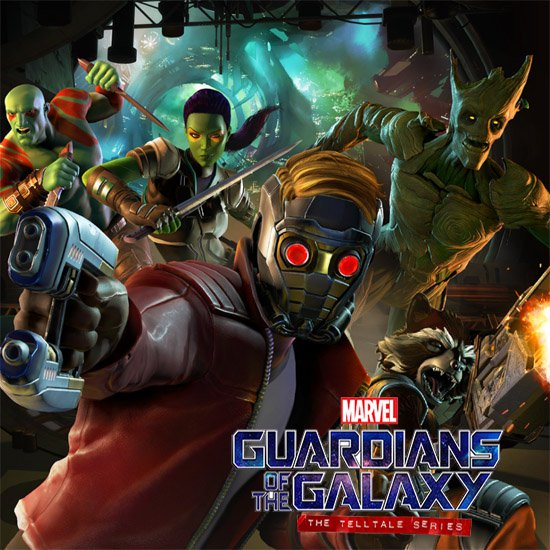 Marvel's Guardians of the Galaxy: Telltale 1-5/ Игра: Стражи галактики (2017) торент