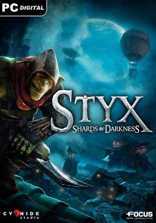 Styx: Shards of Darkness / Стикс: Оттенки Темноты (2017) торрент PC