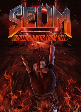 SEUM: Speedrunners from Hell (2016) торрент игры на PC   RePack