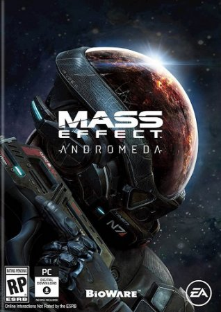 Mass Effect: Andromeda - Super Deluxe Edition (2017) скачать стрелялки