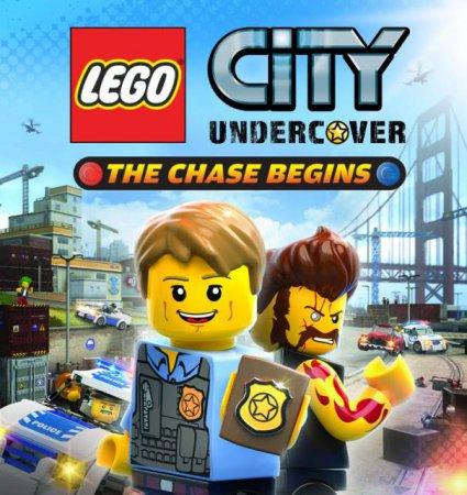 LEGO City Undercover (2017)  торент
