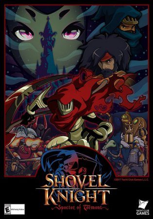 Shovel Knight: Specter of Torment (2017) экшен на PC | RePack