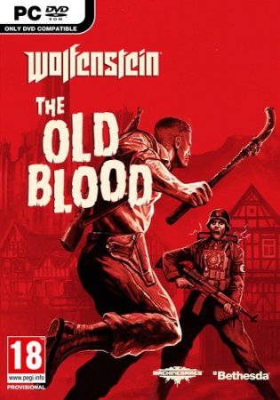 Wolfenstein: The Old Blood (2015) торрент игра PC