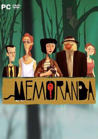 Memoranda (2017) приключение на пк