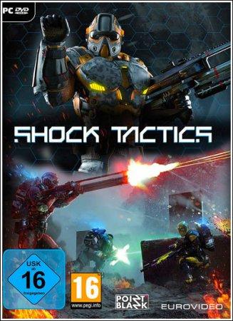 Shock Tactics (2017) скачать стратегии на пк