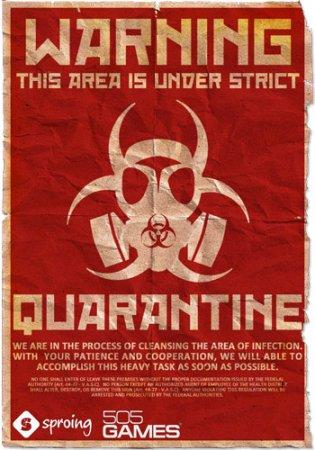 Quarantine (2017) скачать игры стратегии