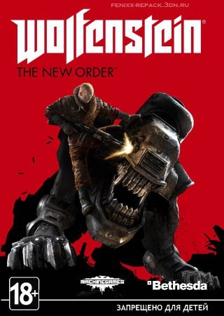 Wolfenstein: The New Order (2014) стрелялки на пк | RePack
