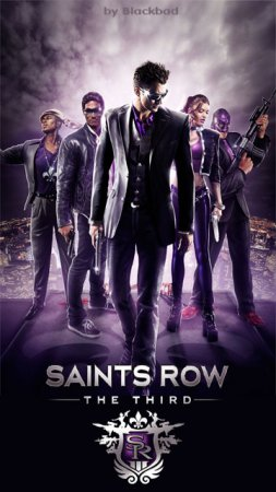 Saints Row: The Third - The Full Package (2011) торрент экшен PC | RePack
