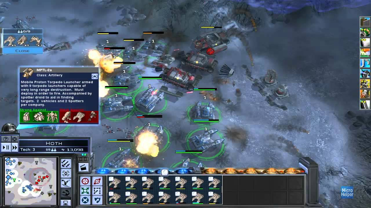 Star Wars: Empire at War - Gold Pack (2006) стратегии PC