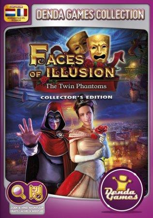 Faces of Illusion: The Twin Phantoms / Иллюзия Облика: Призраки Двойники (2017) квест PC | RePack