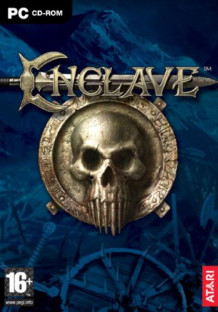 Enclave (2003) экшен игры