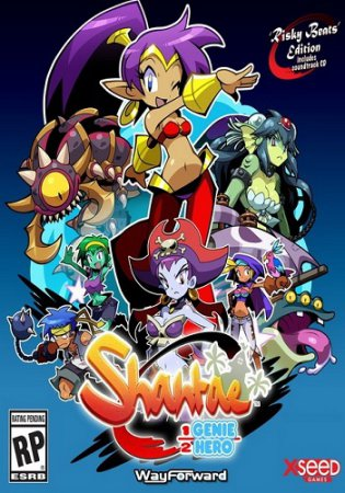 Shantae: Half-Genie Hero (2016) экшен игры