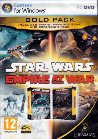 Star Wars: Empire at War - Gold Pack (2006) PC | RePack