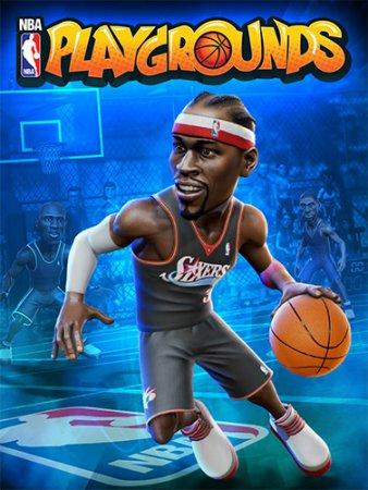 NBA Playgrounds / NBA Площадки (2017) аркады PC