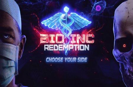 Bio Inc. Redemption (2017) симулятор PC | RePack