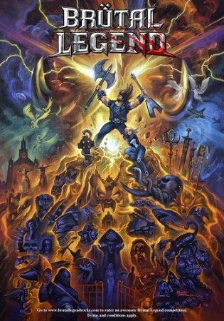 Brutal Legend / Брутальная Легенда (2013) PC