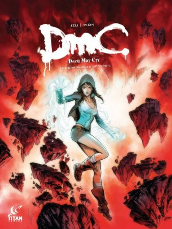 DmC: Devil May Cry (2013) экшен игры