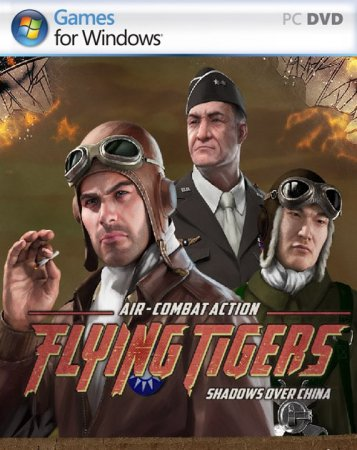 Flying Tigers: Shadows Over China - Deluxe Edition (2017) экшен игры