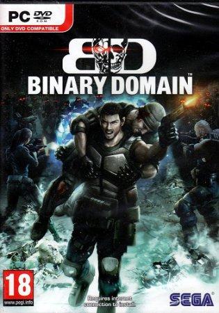 Binary Domain / Бинарный Домен (2012)