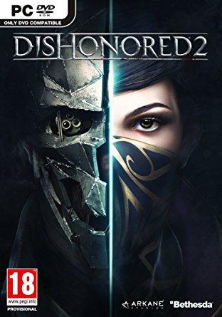 Dishonored 2 (2016) экшен игры