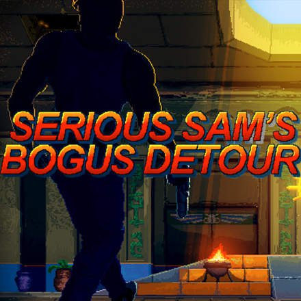 Serious Sam's Bogus Detour (2017) торрент скачать PC