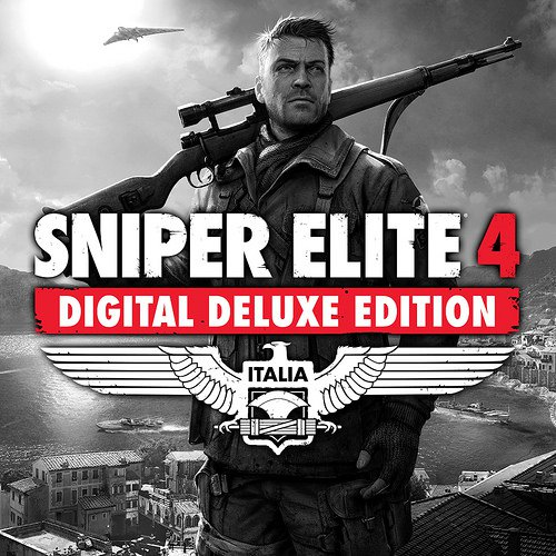 Sniper Elite 4: Deluxe Edition (2017) торрент стрелялки PC