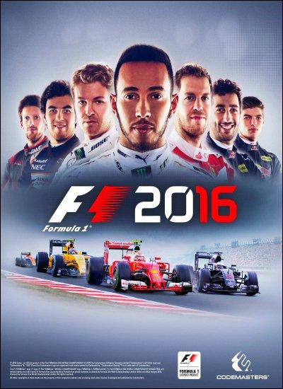 F1 2016  (2016) гонки торрент PC | RePack