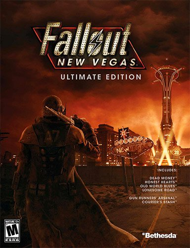 Fallout: New Vegas - Ultimate Edition (2012) торрент рпг  PC | RePack
