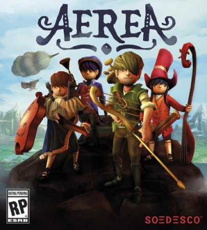 AereA (2017) рпг торрент PC | RePack