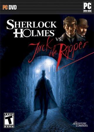 Sherlock Holmes versus Jack the Ripper (2009) скачать торрент PC | RePack