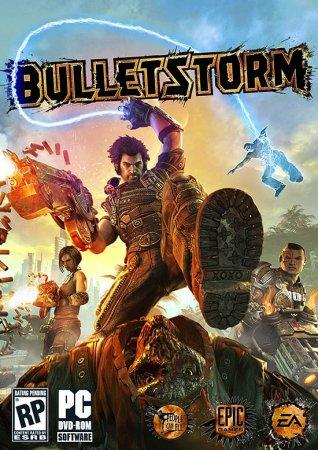 Bulletstorm (2011) экшен игры