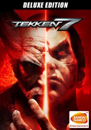 Tekken 7 - Deluxe Edition (2017) файтинги на ПК | RePack