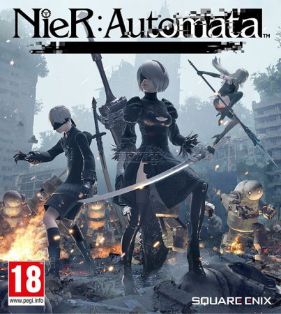 NieR: Automata - Day One Edition  (2017)скачать торрент PC