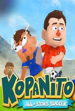 Kopanito All-Stars Soccer (2016) игра для двоих  PC